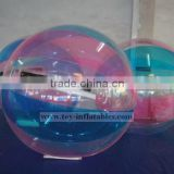 Newest commercial pvc / tpu water walking ball