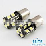 BA15S BAU15S Canbus LED 1156 1157 Warm White LED Auto Lamp