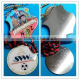 High-quality metal crafts Hot selling die cut sports gold champions medal,gold medal products