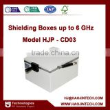 Model HJP - CD03 High Isolation Drawer Style Wifi Manual RF shield box/shielding cover /screening box/metal shie
