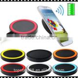Top quality qi charger wireless your high-cost-performance qi charger wireless with USB port and USB Cable for Smartphone