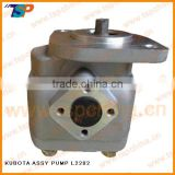 kubota L2202 tractor Hydraulic Pump Assy,Hydraulic Gear Oil Pump