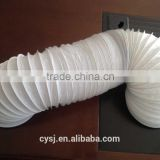 Free sample Flexible PVC stainless steel air conditioning plastic ducts