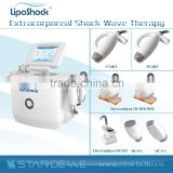 Touch Screen shock wave slimming lipomax rf cellulite reduction machine - LipoShock