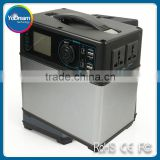 110V/220V Outdoor Power UPS Mini Portable Solar Generator For Marine Electricity Supply Portable Emergency Power Supply