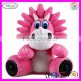 D752 AZO Free Mobile Phone Loudspeaker Animal Stuffed Soft Plush Toy Speaker