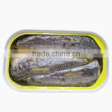 low price canned sardine in oil YOLI brands from Morocco