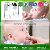 Baby Kid Soft Silicone Finger Toothbrush Gum Brush Clean Teeth Teeth Baby Silicone Massager