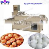 Boiled Chicken Hen Egg Shell Breaking Machine