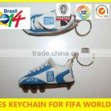 world cup 2014 COUNTRY SOCCER FOOTBALL CLEAT SHOE KEYCHAINS NEW