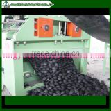 Charcoal and coal powder, gypsum, iron powder sawdust ball press machine