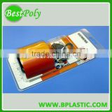 Clear Blister Packaging Blister Clamshell Packaging Sliding Card Blister Packaging