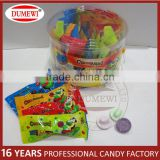 Halloween Fruity Stamper Candy