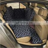 Hammock Style Pet Seat Cover Back Seat Covers for Dogs Cats Waterproof and Slip-proof Fits Most Cars