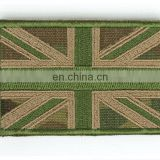 England Flag Patch | UK UNION JACK United Kingdom Flag Embroidered Patch | Camouflage British Patch