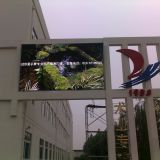 LED display screen P10  for shopping plaza  the least expensive display screen