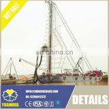 Driller Dredge DSD500 Use To 20 meters Depth Underwater Dredging