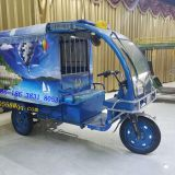 electric rickshaw tricycle, electric three wheeler, passenger tricycle vehicle for Bangladesh India