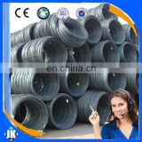 alibaba website Sae1008 Wire Rod 5.5mm Low Carbon Wire Rod Steel Coil Hot Rolled Steel Wire Rod In Coils