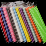 Paper Straws Drink and Crafts Biodegradable FDA Approved - Solid Color