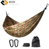 amazon hot sale parachute travel camouflage hammock bed