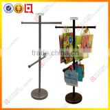 2 tier handy metal reticule rack