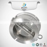 Cast Steel Double Mini Check Valve