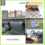 Window Clings Sticker full color digital printing