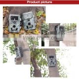 Manufacturer PIR Wildlife Scouting Trail Camera Outdoor 1080p Night Shot Hidden Hunting Trail Camera for sales
