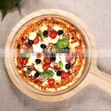 custom wooden pizzza tray Wood Serving Tray Wholesale