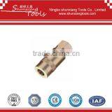 UK Type 1/4'' Body Two Touch Type se11-sf/Brass Fittings Tools And Quick couplings