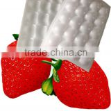 disposable plastic foam food meat blueberry strawberry packing trays