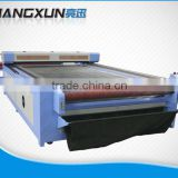 2016 hot product laser cutting machine for clothing/textiles/leather/computer embroidery