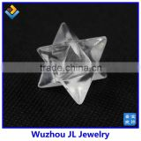 Wholesale Gemstone crystal quartz merkaba clear quartz star merkaba quartz merkaba clear quartz merkaba
