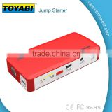 Car Jump Starter Vehicle Mini power bank phones Charger USB battery 12000mAh