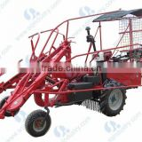 15hp diesel engine mini sugar cane harvester