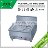high quality stainless steel 10L electric bain marie