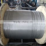 Q/320221PB02-94 standard galvanized steel wire galvanized guy strand galvanized guy wires