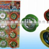 #203204 PROMOTION ITEM IN STOCK! ALLOY METAL YOYO BALLS,3 COLORS ON EACH BOARD,50% SHIPPING OFF,ITEM