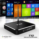 T10 TV Box Original iLepo TV BOX , iLepo android tv box, Quad Core Android 4.4 Smart TV box Kit 4K