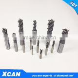 China 2 Flute 3 Flute 4 Flute Tungsten Solid Carbide End Mills, Milling Cutter, Ball Nose End Mill