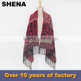 shena new style custom football nylon scarves supplier