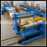 sheet metal slitting line,coil slitting line,bearing board forming machine production line