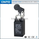CNTD Products From China Reversible Sliding Gate Limit Switch Adjustable Thermoplastic Roller Lever