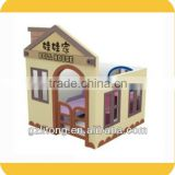 Wooden Kids Play House 7-11u