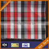 comfortable super soft textile cotton yarn dyed shirt plaid fabric                                                                                                         Supplier's Choice