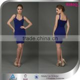 2015 celebrity strap bodycon dresses for women
