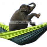 Travel Camping Outdoor Nylon Fabric Hammock Brand Parachute Bed for Double Two Person