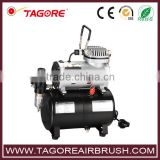 Tagore TG212T Hobby Model Paint Tanning Double Cylinder Airbrush Compressor                                                                         Quality Choice