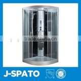 High quality low price luxury frameless shower enclosure